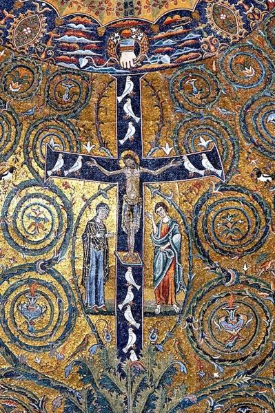 La colomba, segno dello Spirito Santo