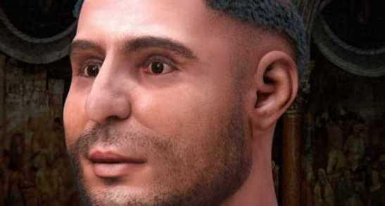 Ricostruzione in 3D, ecco il vero volto di S. Antonio