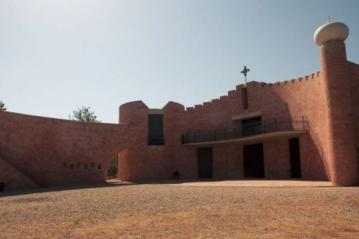nuove chiese africane - Adua. Chiesa di Maria Ausiliatrice