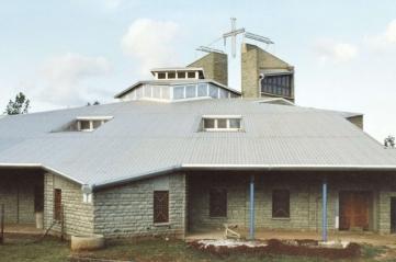 nuove chiese africane - Kenya. Cattedrale di Embu