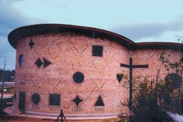 nuove chiese africane - Ruanda. Chiesa di Mbare