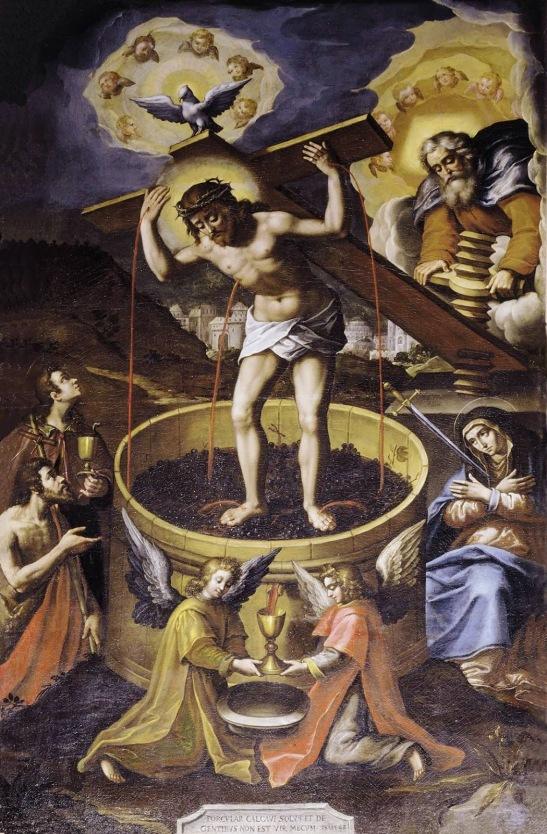 Torchio mistico, di Ernst Van Schayck