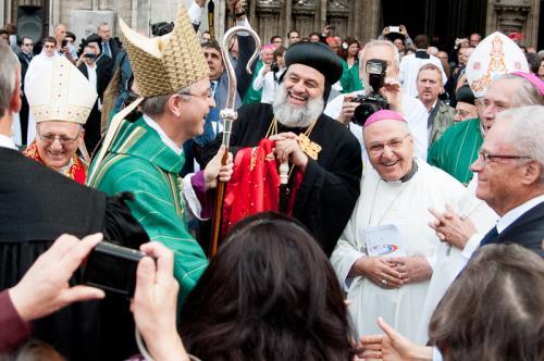 Incontro interreligioso di Anversa
