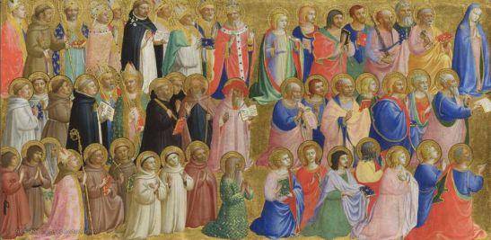 Beato Angelico (attr.), predella della Pala di Fiesole (part.), 1423-24