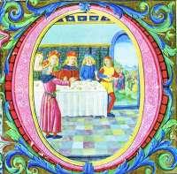 Il regno dei cieli è simile a un re, che fece una festa di nozze per suo figlio.