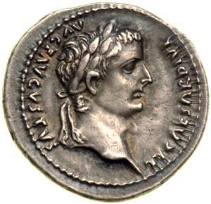 La moneta di Tiberio