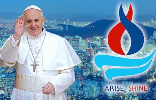viaggio del papa in corea 22