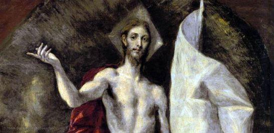 El Greco, Resurrezione di Cristo, 1556-1600