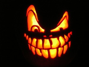 Halloween Bores Me
