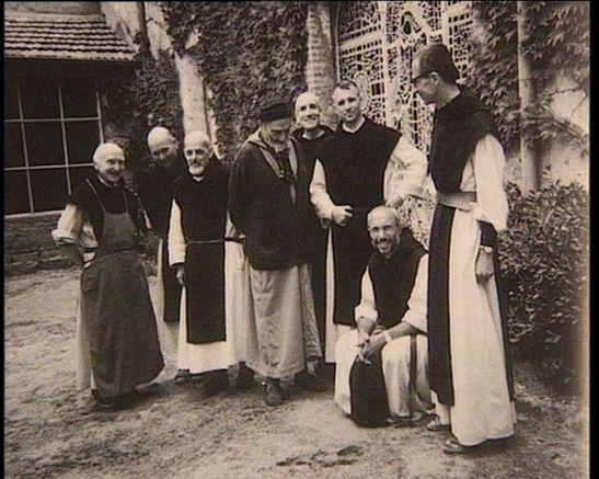 moines de Tibhirine