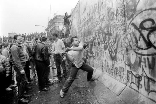 Muro de Berlim caiu há 25 anos 1