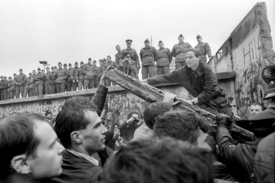 Muro de Berlim caiu há 25 anos 2