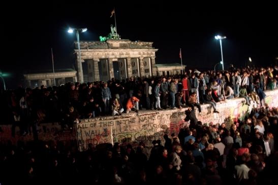 Muro de Berlim caiu há 25 anos 3