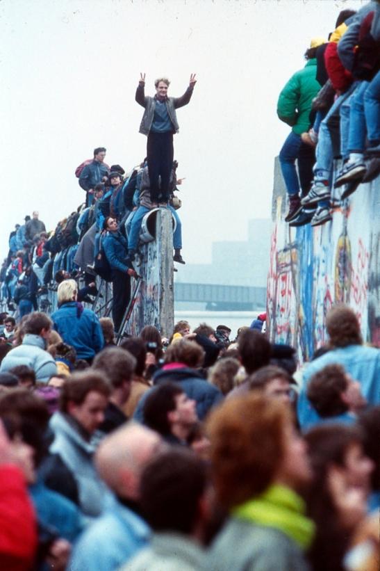 Muro de Berlim caiu há 25 anos 4