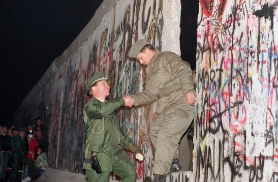 Muro de Berlim caiu há 25 anos 5