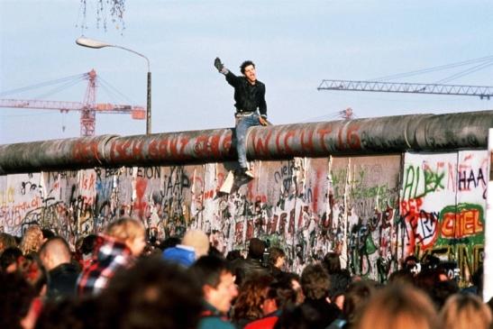 Muro de Berlim caiu há 25 anos