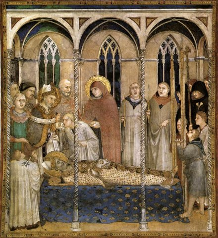 S_Martino  - Assisi-Basilica Inferiore