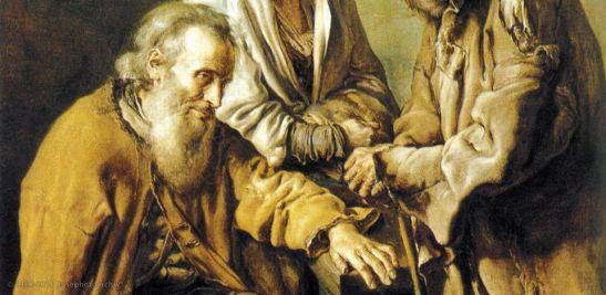 Giacomo Ceruti, Mendicante, 1736 circa