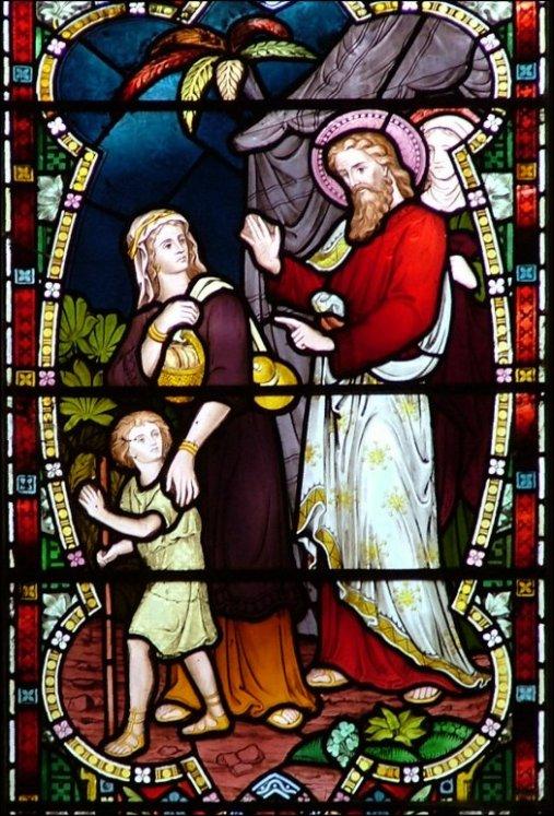 Hagar and Ishmael.3