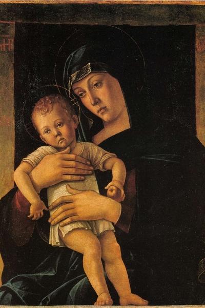 La Madonna greca di Bellini