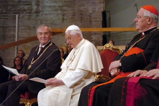 La profética - y despreciada - voz de Benedicto XVI en Ratisbona