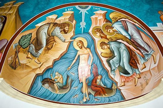 Risultati immagini per Immagini battesimo del signore anno a