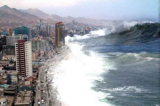 A bênção do Santíssimo que calou um tsunami