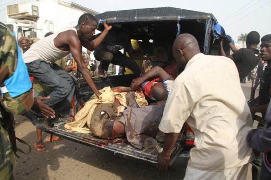 Boko-Haram crimes