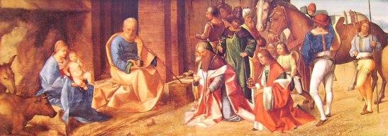 Giorgione-Ladorazione-dei-Magi