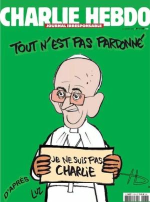 Je suis pas Charlie