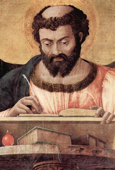 Lucas, evangelista - Andrea Mantegna