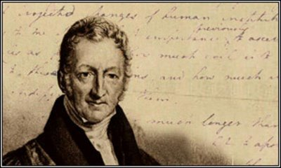 Thomas Robert Malthus (1766-1834),
