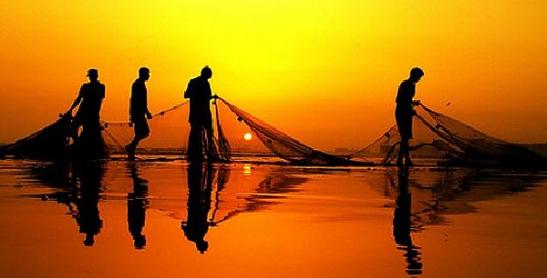 Venite dietro a me, vi farò diventare pescatori di uomini