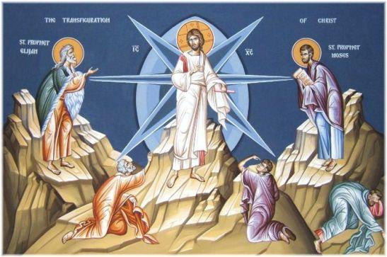 Quaresma 2 - Transfiguration of Christ 1