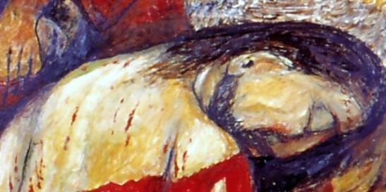 Abraçar a pequenez, renunciar à exaltação, Sieger Köder
