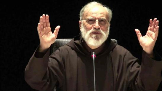 Father Cantalamessa's 2nd Lent Homily 2015.