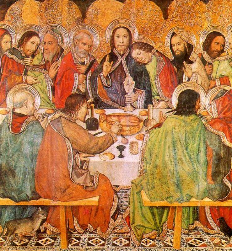 Giovedi santo - huguet