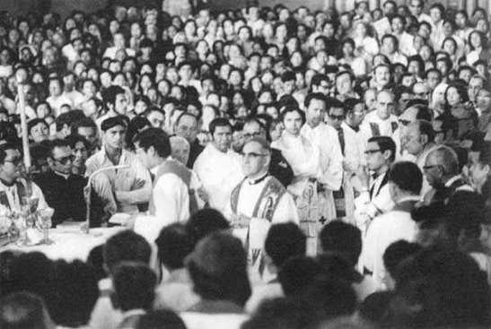 Monseñor Romero, 35 años después.2
