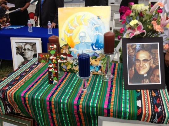 Monseñor Romero, 35 años después, la voz de los sin voz 01