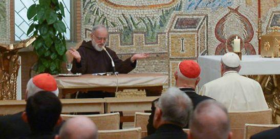 Segunda pregação de Quaresma 2015