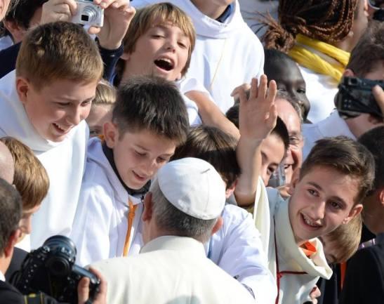 52ª Giornata Mondiale di Preghiera per le Vocazioni (6)