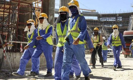 El número de muertos en las obras de Qatar supera los 1.200 (1)