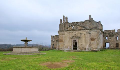4. L'église de San Bonaventura en Italie