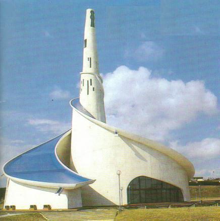 Abidjan, Santuario mariano de Nuestra Señora de Africa