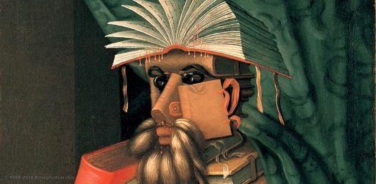 arcimboldo libraio