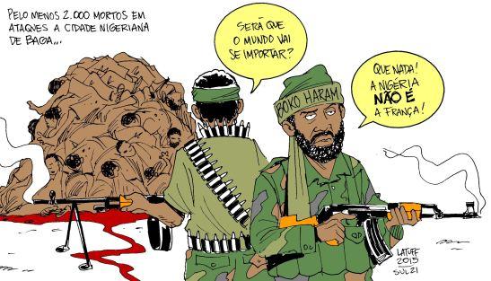 Boko Haram, Brutalidade inominável.1
