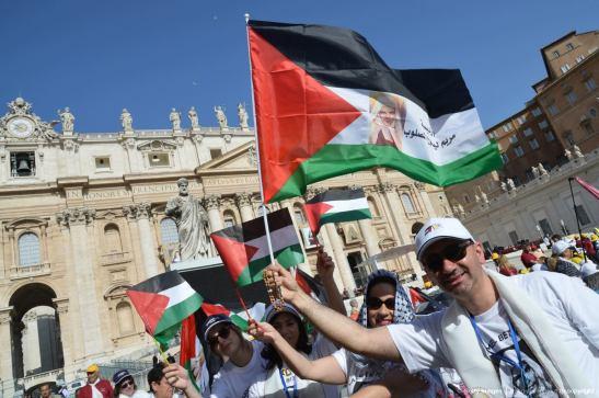 Canonizzazione di due suore palestinesi