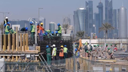 Coupe du monde 2022 au Qatar, des chantiers meurtriers