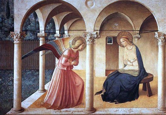 L'Annunciazione di Fra Giovanni.