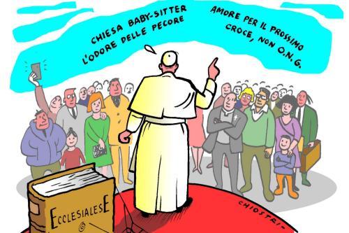 L'Ecclesialese va in pensione - Ciaoeccles
